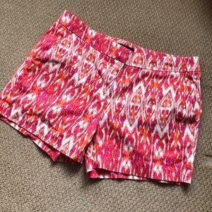 Willi Smith Pink & Orange Shorts